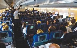Hoá ra đây là lý do các hãng hàng không không muốn xếp ghế hành khách hướng về phía sau dù điều này an toàn hơn