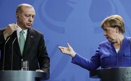 """Khéo tận dụng yếu thế, TT Erdogan khiến Đức dẫu hậm hực vẫn phải """"ngậm bồ hòn làm ngọt"""""""