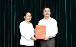 Chủ tịch quận 1 về làm Chánh văn phòng Thành ủy TP.HCM