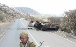 Chiến binh Houthi phóng tên lửa đạn đạo, dùng UAV và súng 6 nòng Vulcan Mỹ tấn công kẻ thù