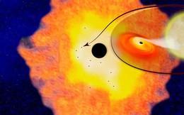 Lý do lỗ đen vũ trụ nhanh chóng được hình thành với kích thước khổng lồ