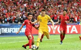2 lần sút tung lưới Australia, Indonesia vẫn ngậm ngùi chia tay giấc mơ World Cup