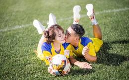 Nỗi lòng người vợ trẻ trước ngày tân binh ĐTVN hội quân chuẩn bị AFF Cup 2018
