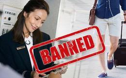Bị cấm lên máy bay vì mặc quần ngắn, vị khách đã ứng biến một cách mau lẹ
