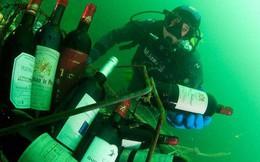 Thị trấn kỳ lạ nhất nước Pháp - nơi rượu vang chất đầy dưới đáy biển