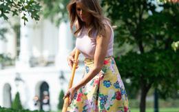 Những lần bà Melania Trump bị chỉ trích đã chứng minh: Mặc đẹp thôi chưa đủ, trang phục còn cần phải hợp hoàn cảnh nữa