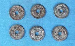 Phát hiện hơn 200 đồng tiền xu cổ quý hiếm ở Hà Tĩnh