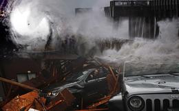 """Sức mạnh kinh hoàng của bão Michael và những cảnh """"không tưởng tượng nổi"""" trên đất liền Mỹ"""