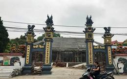 """Kỷ luật 3 cán bộ xã liên quan đến vụ """"bê tông hóa"""" đình 300 tuổi ở Hà Nội"""