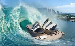 Chuyên gia cảnh báo Australia sẽ phải đối mặt với sóng thần cao tới 60m