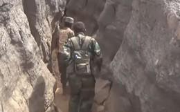 Xem quân đội Syria truy lùng khủng bố trốn trong núi lửa