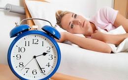 Mất ngủ thường xuyên, vì sao?
