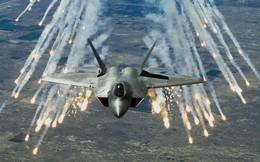 F-22 Mỹ đã đeo bám, truy đuổi máy bay Nga ở Syria như thế nào?