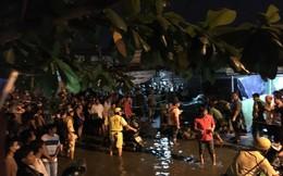 Nam thanh niên bị 2 đối tượng dùng hung khí sát hại trên đường phố Sài Gòn
