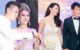 Đám cưới sao Việt: Người suýt sạt nghiệp vì khách mời, khán giả lên tận lễ đường xin chữ ký