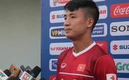 Tiến Dũng khẳng định ai cũng có thể thay thế Văn Thanh, thể lực không bị ảnh hưởng sau mùa giải quốc nội