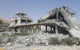 Truyền thông Syria tố Mỹ dùng bom photpho trắng không kích tại Deir Ezzor