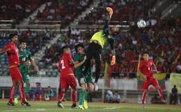 Đội cùng bảng với Việt Nam tại AFF Cup nhận thất bại đậm đà thứ hai chỉ trong vài ngày