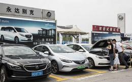 General Motors và Volkswagen đang cảm nhận 'nỗi đau' vì dân Trung Quốc ít sắm ô tô hơn