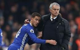 Eden Hazard phát biểu sốc về Jose Mourinho