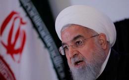 """Tổng thống Rouhani: Chính quyền TT Trump """"thù địch"""" nhất với Iran trong suốt 40 năm qua"""