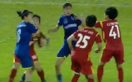 CHÍNH THỨC: VFF đình chỉ dài hạn nhóm nữ cầu thủ Việt tham gia vụ ẩu đả
