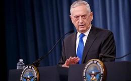 Tổng thống Mỹ: Bộ trưởng Quốc phòng James Mattis có thể sẽ từ chức