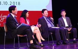 Chủ tịch FPT Trương Gia Bình: Đàn ông là con rối của phụ nữ
