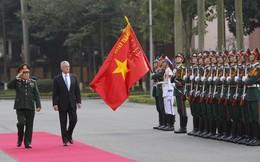 Bộ trưởng Quốc phòng Mỹ sẽ thăm Thành phố Hồ Chí Minh