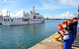 Những khoảnh khắc tàu Cảnh sát biển Việt Nam lần đầu đến thăm Ấn Độ: Ấn tượng đặc biệt