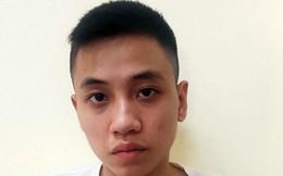 Nam thanh niên gây ra hàng loạt vụ cướp ở siêu thị Hà Nội sa lưới cảnh sát