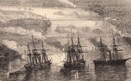 Số phận của những tàu chiến Hải quân Pháp tấn công xâm lược Việt Nam