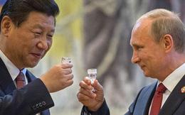 """Trung Quốc, Nga """"liên thủ"""": Mỹ-phương Tây ớn sợ?"""