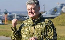 """Tổng thống Ukraine Poroshenko đe dọa Nga sẽ phải """"trả giá đắt"""""""