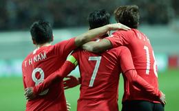 """Son Heung-min """"im tiếng"""", Hàn Quốc đánh rơi chiến thắng chỉ trong vòng 4 phút"""