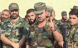 """Sư trưởng """"Hổ Syria"""" bất ngờ xuất hiện luyện binh tại Hama"""