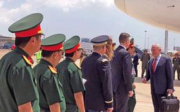 """Bộ trưởng James Mattis: Mỹ quan ngại hành động """"trấn lột"""" của Trung Quốc"""