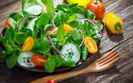 Ăn rau cũng có thể khiến bạn tăng cân?