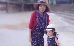 Mai Phương khoẻ mạnh hơn hẳn sau hơn 1 tháng xuất viện, tươi tắn đưa con gái về quê nội