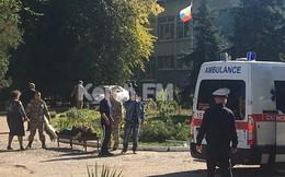 Nổ rung chuyển trường học Crimea, 60 người thương vong, Nga điều tra khả năng khủng bố