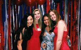 Con gái 18 tuổi của Lý Liên Kiệt: Xinh đẹp tài năng, học ở Đại học danh giá Harvard