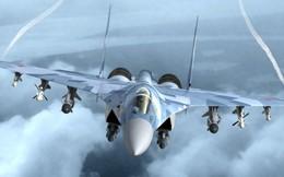 """Su-35 """"khóa chết"""" F-22 ở Syria: Lời nói dối trắng trợn của phi công Nga?"""