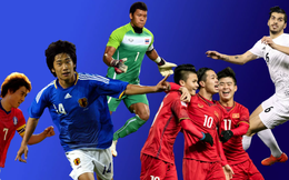 """Báo châu Á ca ngợi Quang Hải - Công Phượng, cho ngồi """"chung mâm"""" với cựu sao Man United"""
