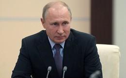 """Tổng thống Putin chỉ trích quân Mỹ gây ra thất bại """"thảm hại"""" tại Syria"""
