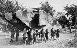 Điểm danh những vũ khí cổ kì quặc nhất thời Thế chiến thứ nhất