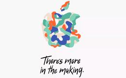 Nóng: Apple tổ chức sự kiện lớn vào 30/10 để ra mắt iPad Pro và MacBook mới