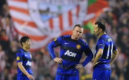 """Wayne Rooney tiết lộ bí mật """"5 kẻ thao túng phòng thay quần áo Man United"""""""