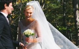 Đám cưới cổ tích rầm rộ nhất Hollywood: Karlie Kloss kết hôn với em trai con rể Tổng thống Mỹ