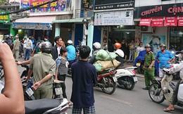 Kẻ cướp giật điện thoại ở Sài Gòn kêu bị bệnh, được cảnh sát đưa đi cấp cứu nhưng tử vong