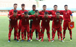 HLV Hoàng Anh Tuấn đổ lỗi khéo cho chủ nhà Indonesia sau trận thua ngược đáng quên
